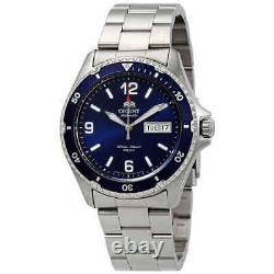 Orient Diver Mako II Automatic Blue Dial Men's Watch FAA02002D9