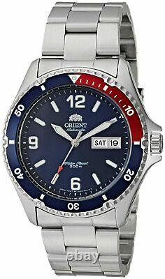 Orient Men's'Mako II' Japanese Automatic Stainless Steel Watch FAA02009D9