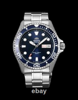 Orient Men's'Ray II' Japanese Automatic Stainless Steel Diving Watch FAA02005D9