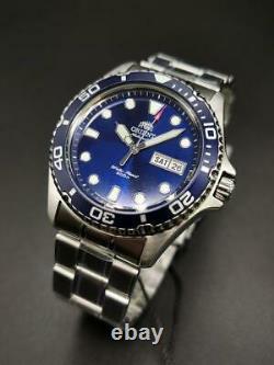 Orient Ray II 2 Blue Automatic 200M FAA02005D9 Men's Watch