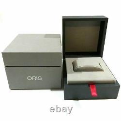 Oris 01 733 7732 4157-07 5 21 10FC Men's Aquis Green Automatic Watch