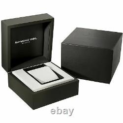 Raymond Weil 2827-STC-50001 Men's Maestro Blue Automatic Watch