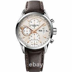 Raymond Weil 7730-STC-65025 Men's Freelancer Silver Automatic Watch