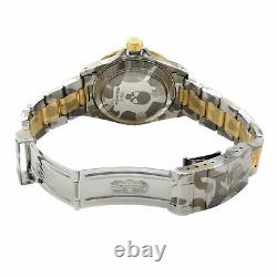 Rolex Submariner Steel 18K Yellow Gold Custom Camo Automatic Mens Watch 16613