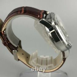 SEIKO PRESAGE POWER RESERVE 4R57-00E0 Automatic & Hand-winding 29 Jewels #604