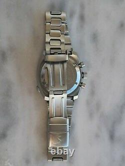 SINN 140/42 WELTRAUM CHRONOGRAPH AUTOMATIC LEMANIA 5100 MENS 43.5mm SWISS