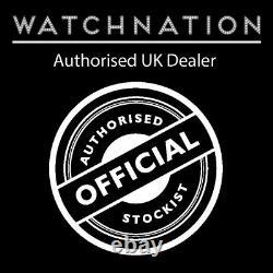 Seiko 5 Sports Orange Dial Steel Bracelet Automatic Mens Watch SRPD59K RRP £250