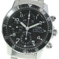 Sinn 103 Chronograph day date black Dial Automatic Men's Watch 577598