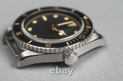 Submariner Homage San Martin SN004 Vintage Automatic Dive Watch NH35