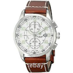 Swiss Army Men's AirBoss Automatic Chronograph Watch 241598 Authorized Dealer