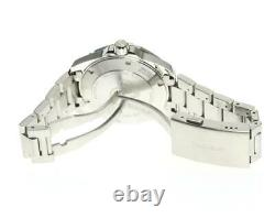 TAG HEUER Aqua racer WAY211A Date black Dial Automatic Men's Watch 606411