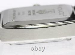 TAG HEUER Monaco CW2111-0 Chronograph black Dial Automatic Men's Watch 540881