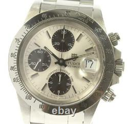 TUDOR Oyster Date Chronotime 79180 Date cal. 7750 Automatic Men's Watch 553135
