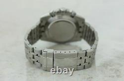 TUDOR Sport Chronograph Automatic, 41mm Stainless steel Men's watch Ref 20300