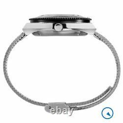 Timex M79 1970's Style 40mm Automatic Stainless Steel Bracelet Watch #TW2U29500Z