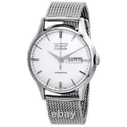 Tissot Heritage Visodate Automatic Silver Dial Men's Watch T019.430.11.031.00
