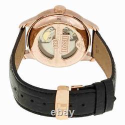 Tissot T-Classic Automatic Black Dial Men's Watch T0064073605300