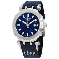 Tissot T-Race Swissmatic Automatic Blue Dial Men's Watch T115.407.17.041.00