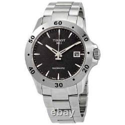 Tissot V8 Automatic Black Dial Men's Watch T1064071105100