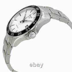 Tissot V8 Automatic Silver Dial Men's Watch T1064071103100