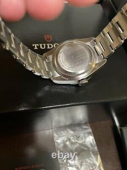 Tudor Black Bay Heritage Chronometer Automatic 41mm M79230N MSRP $3800 Full Set