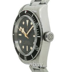 Tudor Heritage Black Bay 79230N Stainless Steel Mens Automatic Watch 41mm