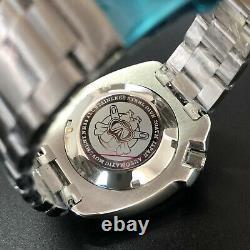 Turtle Watch Tuna Diver Automatic Mens Watch NH35 Movement 44mm Wristwatch