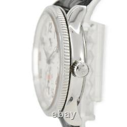Ulysse Nardin Marine chronometer 263-22 Silver Dial Automatic Mens Watch J#98394