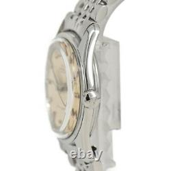 Vintage OMEGA Seamaster Cal. 501 Silver Dial SS/SS Automatic Men's Watch M#95836