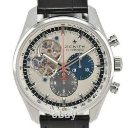 ZENITH Chronomaster El Primero 03.2040.4061 Automatic Men's Watch D#97705