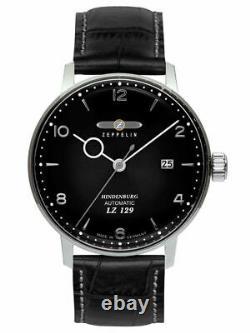 Zeppelin Men's Hindenburg LZ129 Automatic Watch 8062-2 NEW